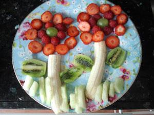 9 tips om je kind gezond te laten eten - Idee gezellige maaltijd ...